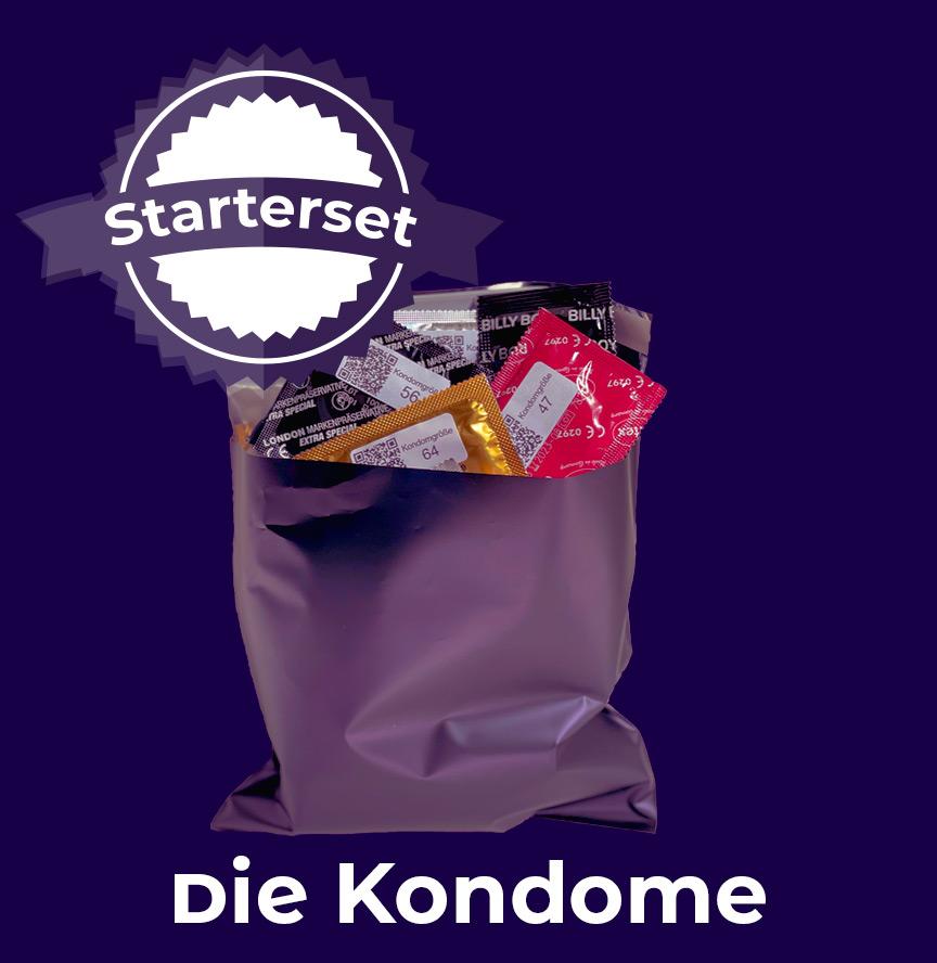 Kondometer bestellen - die Kondome