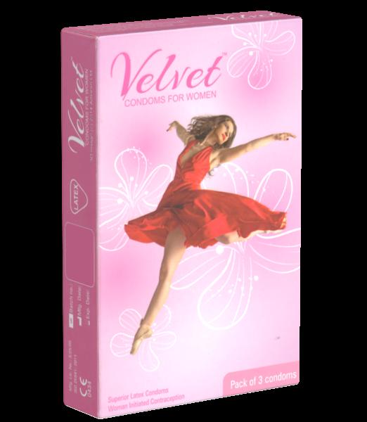 Velvet Femidom